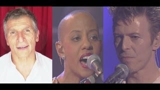 "My Taratata - Nagui - David Bowie & Gail Ann Dorsey ""Under Pressure"" (Live 1995)"