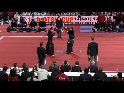 EKC(European Kendo Championships) 2019 Men's Team Final-daihyo : France - Serbia