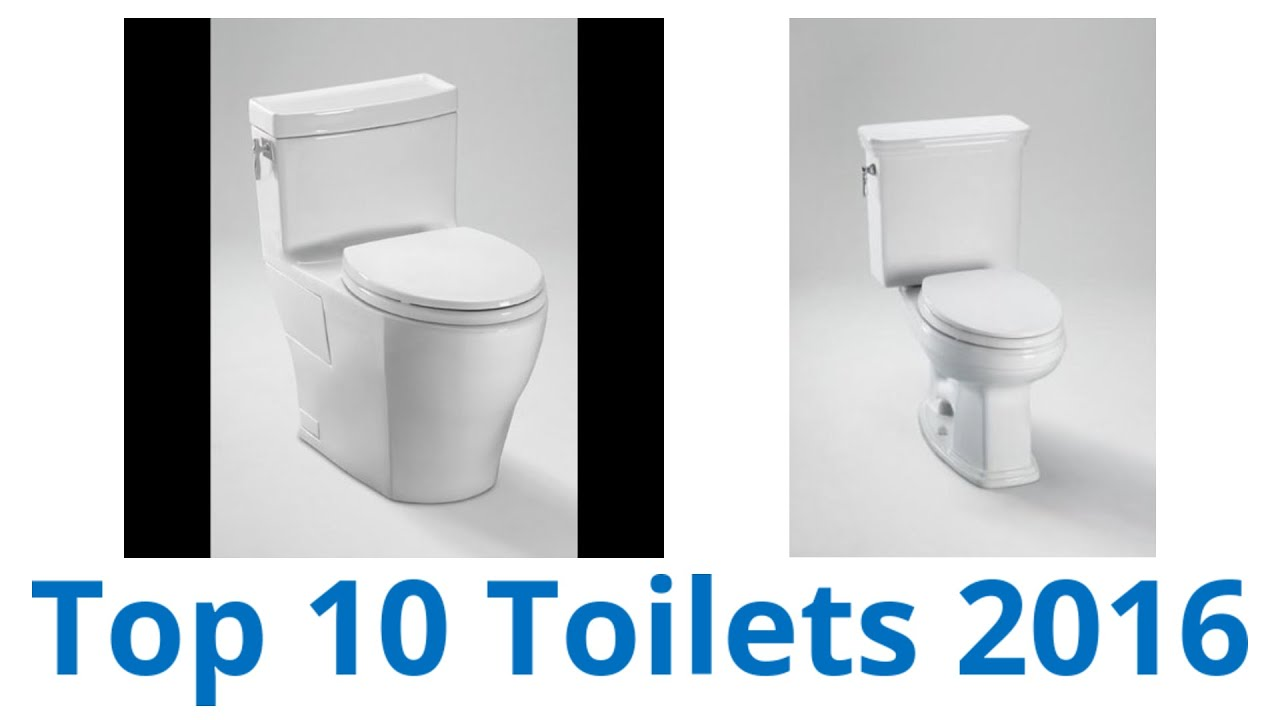 10 Best Toilets 2016 - YouTube