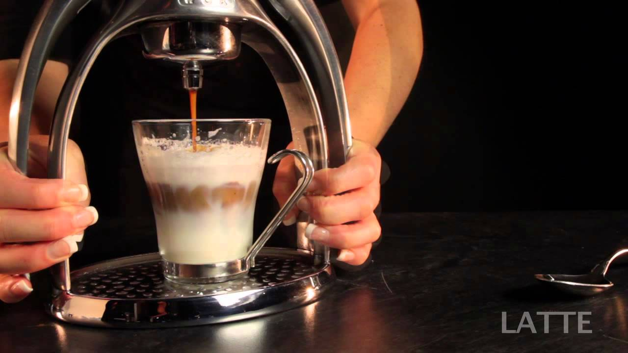 How to make coffee drinks on the rok espresso maker youtube How to make coffee with a coffee maker