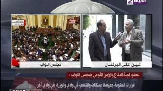 (فيديو)  الجوهري»:  قرارت الحكومة جميعها مسكنات والشعب فى وادي والوزارة فى وادي آخر».