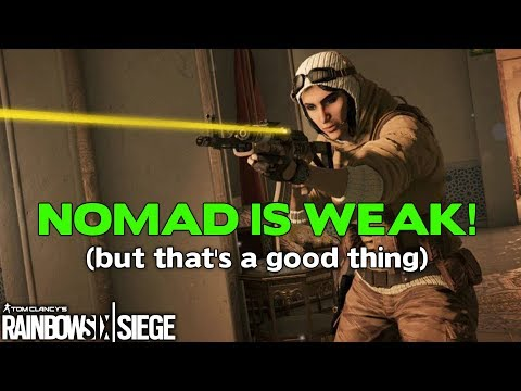 NOMAD IS WEAK! (but that's a good thing) || Operation Wind Bastion