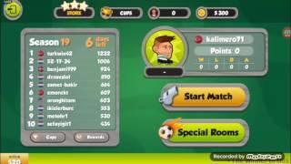 Online Kafa Topu Promosyon Kodu:2 (Hollanda çarı)