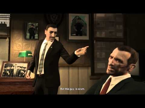 Grand Theft Auto IV Part 21 - The Interview