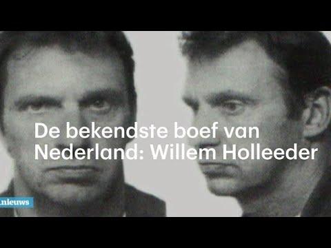 Willem Holleeder, de bekendste crimineel van Nederland - RTL NIEUWS