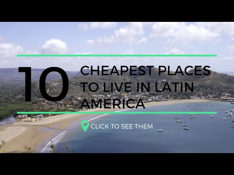 The Cheapest Places