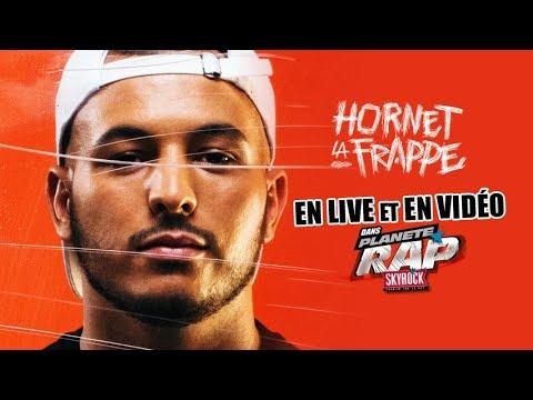 """Planète Rap Hornet La Frappe """"Dans les yeux"""""""
