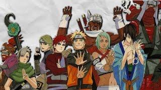 ALL JINCHUURIKI! Jinchuuriki Ultimate GAMEPLAY! ONLINE Ranked Match! Naruto Ultimate Ninja Storm 4