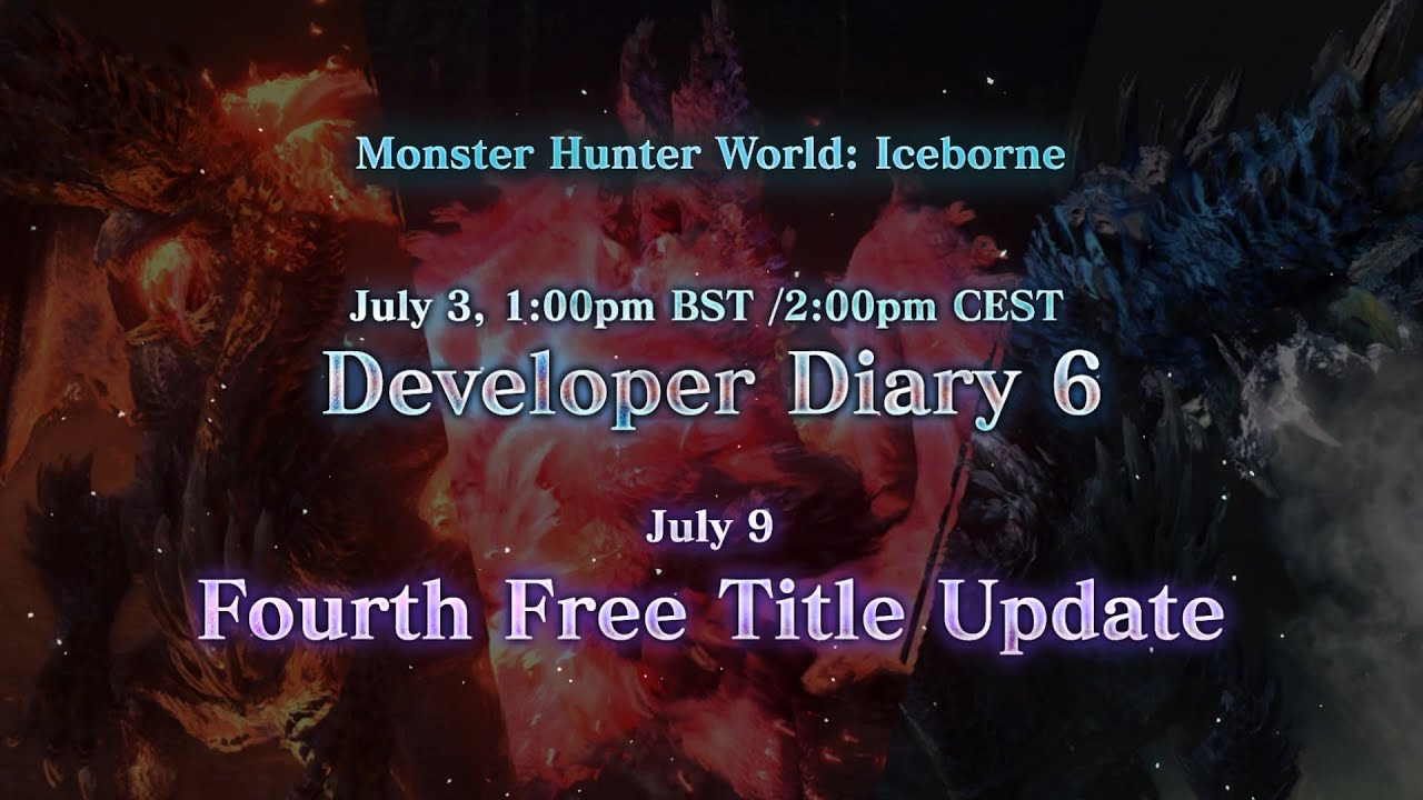 Monster Hunter World Iceborne Alatreon Arrives On July 9th