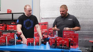 Deep Diving Milwaukee Batteries With The Battery Innovation Center