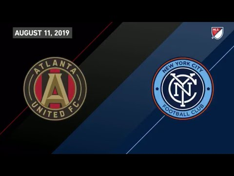 Highlights | Atlanta United vs. NYCFC