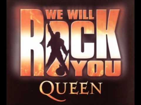 Queen vs. Grayarea - We Will Rock You / One For The Road (Shane 54's Laptop DJ Mashup)