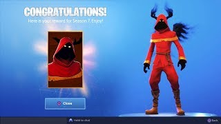 The FREE CHRISTMAS REWARDS in Fortnite...