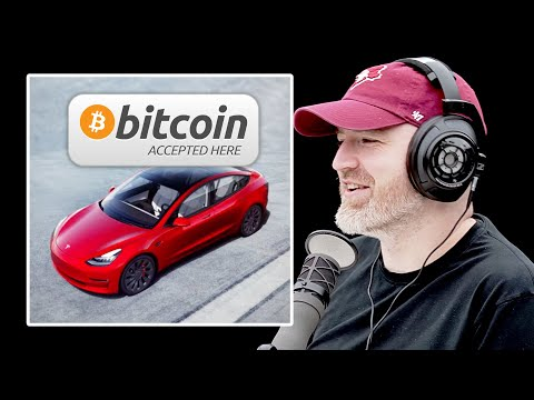 Tesla NOW Accepting Bitcoin for Cars...