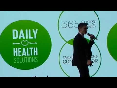 365 days of health. Our second brain. Ecosystem of healthy living. Milano 2017 (English version)