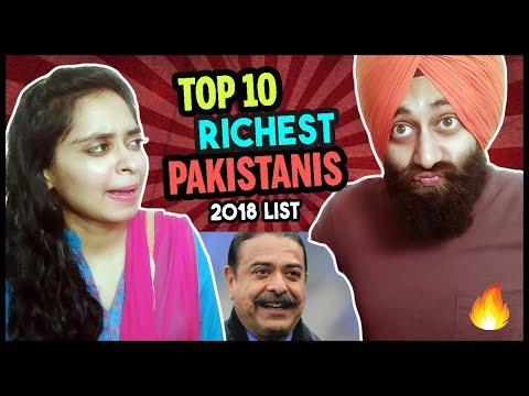 Indian Reaction on Top 10 Richest People in Pakistan   PR TV