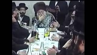 Ve'al Kein Nekave - Tish With The Yehuos Moshe Of Viznitz