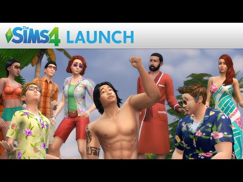 The Sims 4: Official Launch Trailer