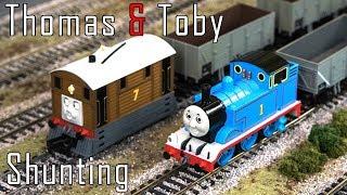 Thomas & Toby Go Shunting