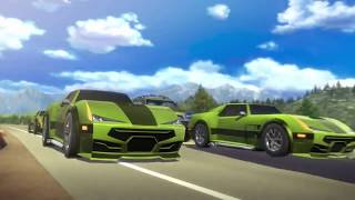 Transformers Prime : Episode 9 in Hindi | Autobots V Meck Part 1/3 |