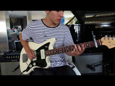 "COS Rhythm Electric Guitar Tutorial/Cover for ""Trust"" by Hillsong Young & Free"