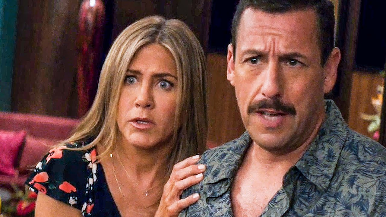 MURDER MYSTERY Trailer (2019) Jennifer Aniston, Adam Sandler