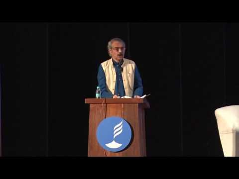 Professor Ananda Lal at Bicentenary Celebrations