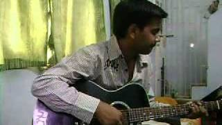 Sansoon ki Zarurat guitar cover[chord + lead]
