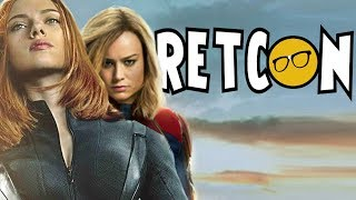 Captain Marvels Success May Ruin Black Widow And The MCU Retroactively