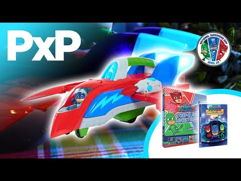 Celebrate National Superhero Day with these PJ Masks toys from eOne! | A Toy Insider Play by Play