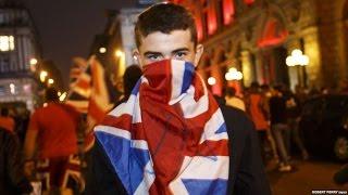 Rời EU, nước Anh đối mặt với nguy cơ tan rã