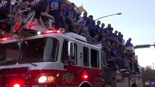 Prescott High School Badgers Homecoming 2016