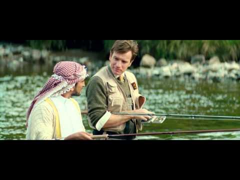 Salmon Fishing In The Yemen - Trailer