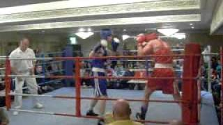 Jimmy Boyle (Golden Gloves ABC) V Patrick Stokes (Oak Leaf ABC)