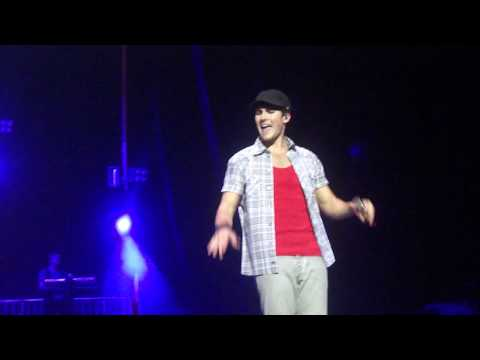 Big Time Rush - WINDOWS DOWN at Z Festival Rio de Janeiro, ...