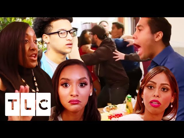 Pedro And Chantel's Explosive Families! | Whose Side Are You On? | 90 Day Fiancé