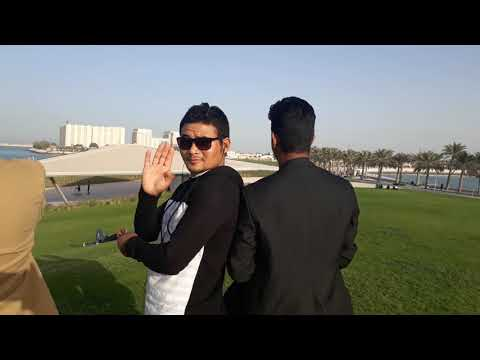 visited At Mia park Doha Qatar with my friends