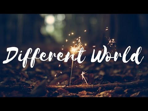 Alan Walker - Different World feat. Sofia Carson, K-391 & CORSAK (Lyrics/Lyric Video)