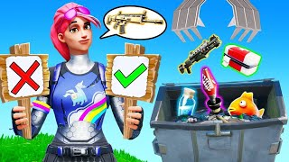 The *GUESS THE LOOT* Challenge in Fortnite!