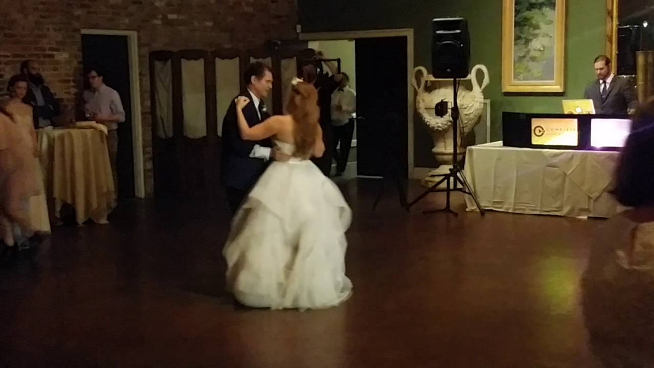 Cardiologist Father Daughter Wedding Dance