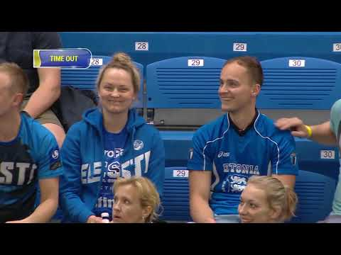 Russia vs Kosovo l 2018 FIVB Volleyball World Championship - Men European Qualification