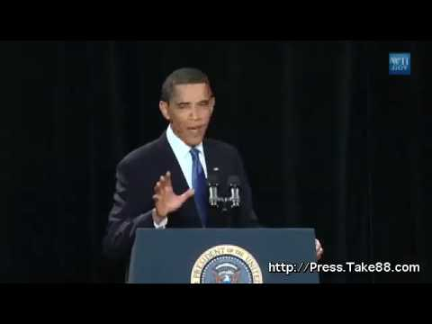 The President Obama Holds an Open Discussion with Republicans Jan. 29, 2010 Part 3