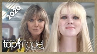 Frust nach dem Umstying: Die Models sehen ihren neuen Look | GNTM 2020 | ProSieben