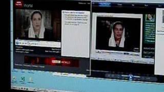 BBC censors Bhutto