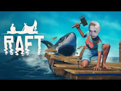 PERDIDOS NO OCEANO - Raft Oficial NOVO