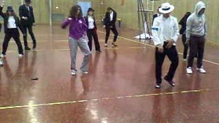Festa Liceo scientifico Marsala prove balletto