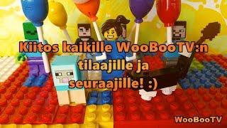 LASTENOHJELMIA SUOMEKSI - Lego city - 30000 tilaajan speciaali