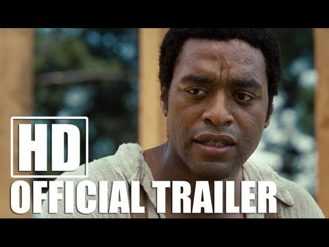 12 Years a Slave trailers
