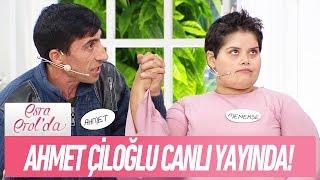 Ahmet Çiloğlu canlı yayında - Esra Erol'da 21 Kasım 2018
