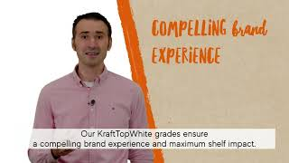 Mondi Kraft Top White – be bright, be seen